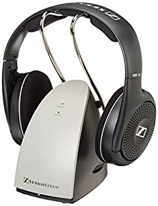 Amazon.com: Sennheiser RS120 On-Ear Wireless RF Headphones