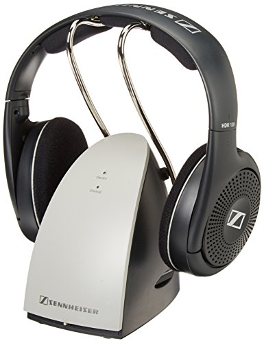 Sennheiser-On-Ear-926MHz-Wireless-RF-Headphones-with-Charging-Cradle