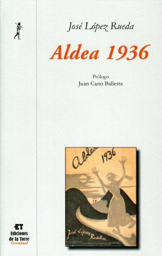 Amazon.com: Aldea 1936 (Spanish Edition) eBook: José López ...
