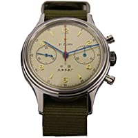 Genuine Old Vertion Seagull Chronograph Mens Wrist Watch Pilot Official Reissue 304 1963 Flieger St1901