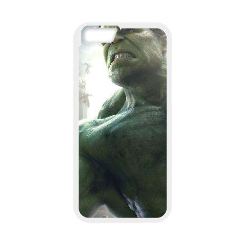 Avengers Age Of Ultron coque iPhone 6 4.7 Inch Housse Blanc téléphone portable couverture de cas coque EBDOBCKCO11996