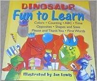 Dinosaur Fun to Learn 1902272285 Book Cover