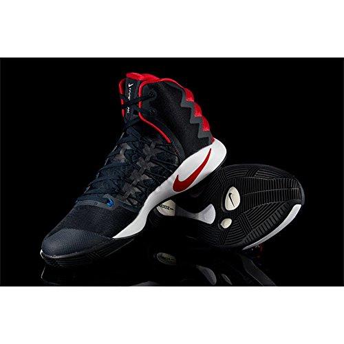 Nike Hyperdunk 2016, Zapatillas de Baloncesto para Hombre Negro (Negro (dark obsidian/dark obsidian))