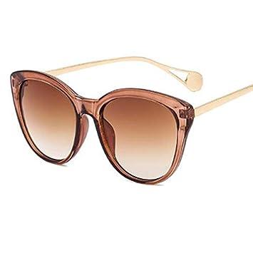 Amazon.com: AAMOUSE Gafas de sol para mujer con ojo de gato ...
