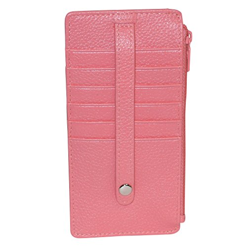 buxton-womens-leather-3-in-1-thin-credit-card-case-wallet-change-purse-id-holder-sugar-coral