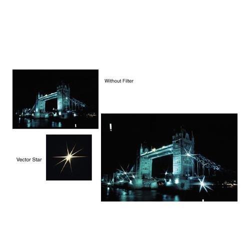 Tiffen 77VSTR 77mm Vector Star Filter