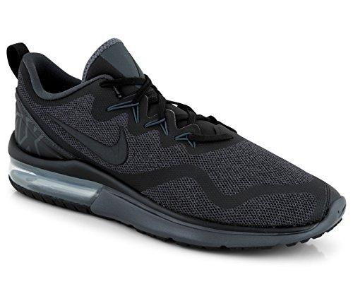Nike Air Max Fury, Zapatillas de Trail Running Para Hombre, Negro (Black/Black/Anthracite 002), 45 EU