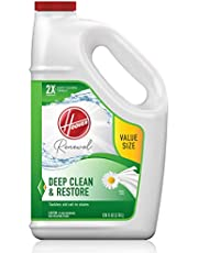 Hoover Renewal Deep Cleaning Carpet Shampoo, Concentrated Machine Cleaner Solution