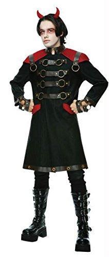 [Paper Magic Steampunk Demon Warlord Adult Costume Size Small by Paper Magic] (Warlord Costumes)