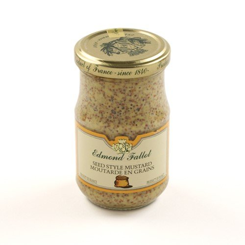 Edmond Fallot Whole Grain Mustard (7 (Style Whole Grain)