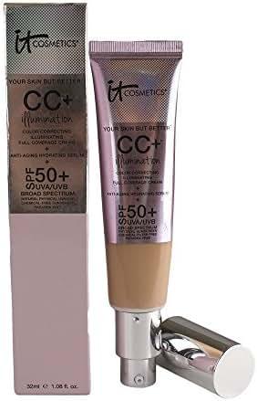 Face Makeup: IT Cosmetics CC+ Cream Illumination with SPF 50+