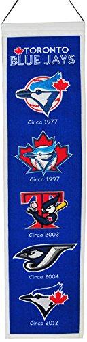 Winning Streak MLB Toronto Blue Jays Heritage (Toronto Blue Jays Banner)