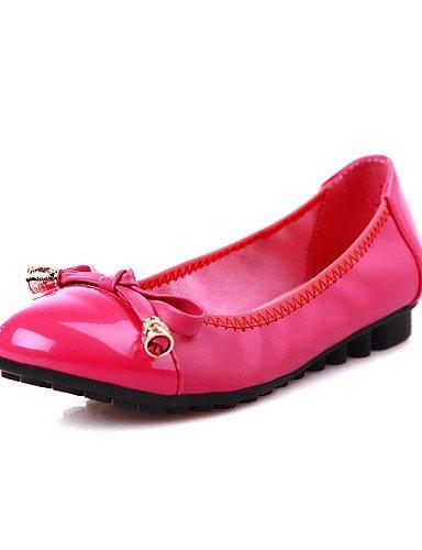 Casual 5 Punta us8 Uk4 Plano Pink Cn39 Zq Cn37 Black Tac¨®n Mujer Semicuero Zapatos us6 Uk6 Planos 7 5 Rosa Eu39 Yyz Negro Redonda Eu37 5 De Azul wqZZY4zS