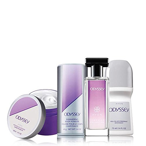 Odyssey 4-Piece Fragrance Layering Collection