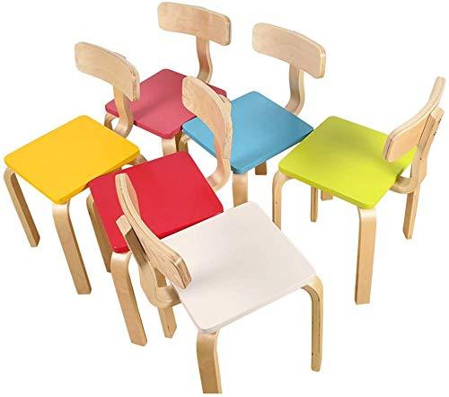 DBL modern kreativ björk miljöskydd färg utseende konferensstol bord kontor miljö björk skrivbordsstolar (färg: 02) 06