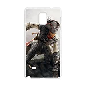 HD Beautiful image for Samsung Galaxy Note 4 Cell Phone Case White assassins creed 3 liberation HOR3831273