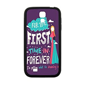 Happy Frozen representative song Cell Phone Case for Samsung Galaxy S4