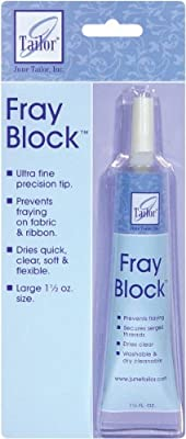 June Tailor JT377 1.5-Ounce Fray Block from June Tailor