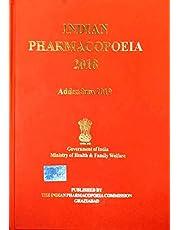Indian Pharmacopoeia 2018 (Addendum 2019)