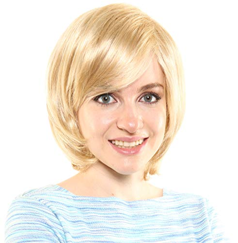 Hilary Clinton Style Premium Quality Halloween Character Costume/Theatrical Wig -