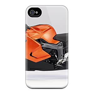 Hot Fashion POY3030RGqq Design Case Cover For Iphone 4/4s Protective Case (bmw K 1300 S Wide)