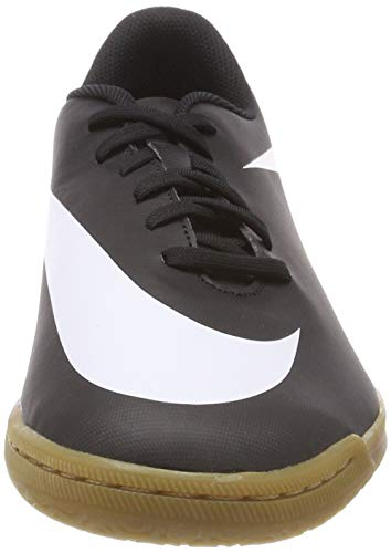 Nike black white 001 Indoor Ic Calcetto Scarpe black Bravata Ii Da Nero Uomo wx4BCfwq