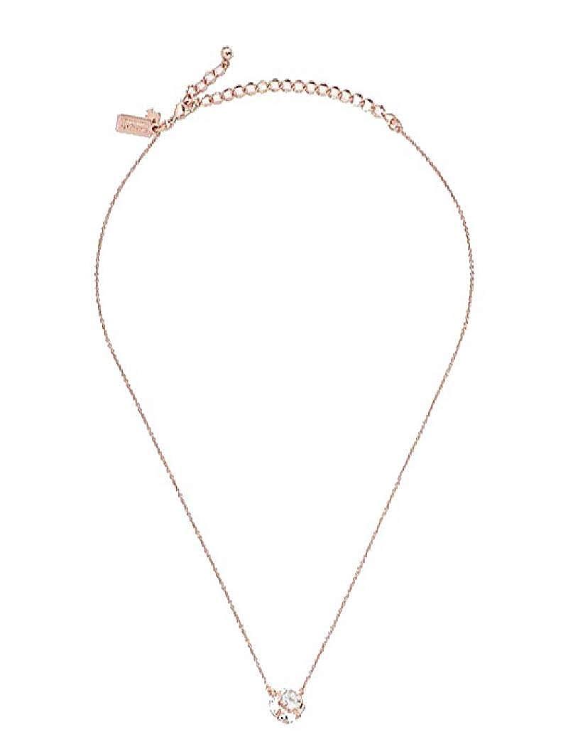 97c5b8ef9005e Amazon.com: Kate Spade New York lady marmalade mini pendant necklace ...