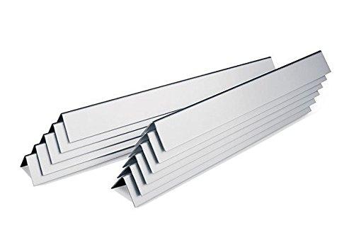 weber flavorizer bars 22 5 fits spirit 700 genesis silver b c gold stainless steel. Black Bedroom Furniture Sets. Home Design Ideas