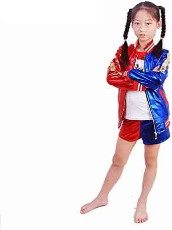J-J DECO Kids Multi Color Party Costume New Ver