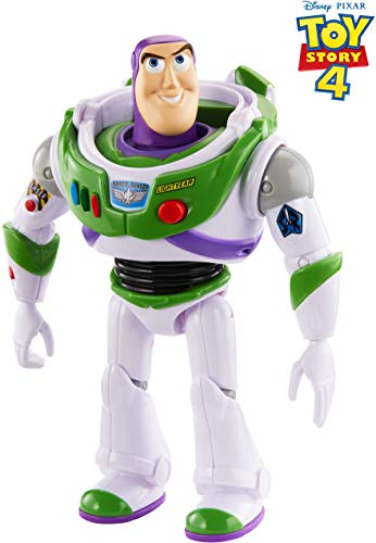 Disney Pixar Toy Story True Talkers Buzz Lightyear Figure, 7