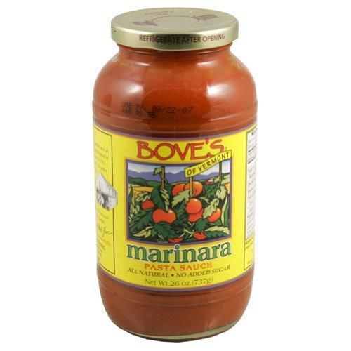 Boves, Sauce Marinara, 24 Ounce