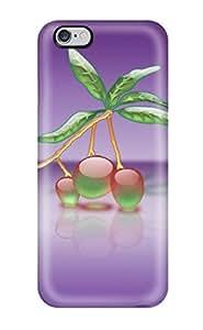 TYH - Best Excellent Iphone 5C Case Tpu Cover Back Skin Protector Aqua Mango phone case