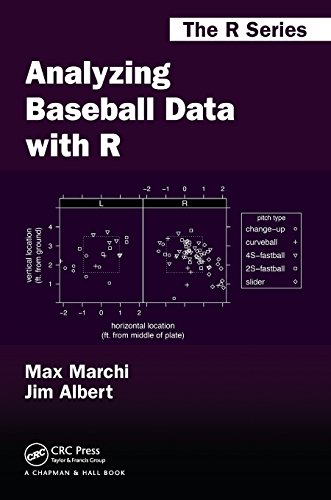 Analyzing Baseball Data with R (Chapman & Hall/CRC The R Series) from CRC Press