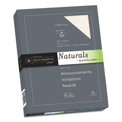 - Southworth Naturals Specialty Paper, 8 1/2