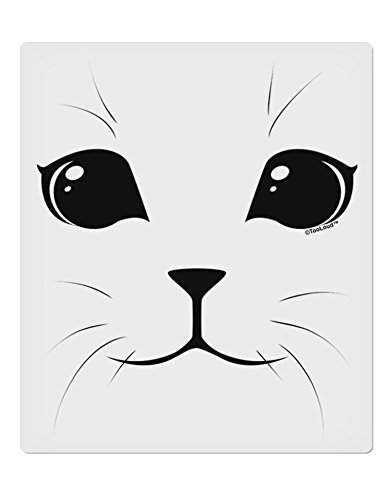 TooLoud Cute Cat Face 9 x 10.5