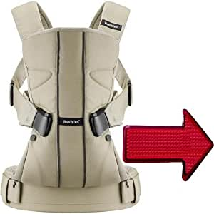 Amazon Com Baby Bjorn Baby Carrier One With Led Light