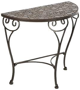 Alfresco Home Bolla Mosaic Outdoor Console Table