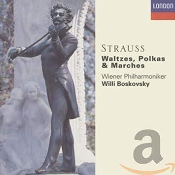 Waltzes, Polkas & Marches