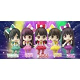 Momoiro Clover Z chibi-arts limited pedestal (sign messages entering) (japan import)