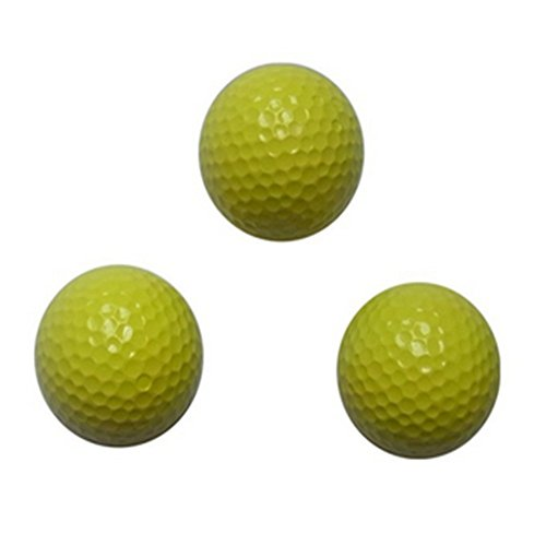 Range Practice Two Piece Golf Balls (100pcs count) by B&G