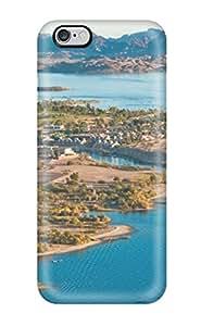 Hot Tpye Lake Havasu City Case Cover For Iphone 6 Plus Sending Free Screen Protector