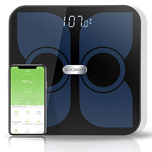 Bathroom Smart scale Fat Scale Analyzer, Digital Weighing for sale  Delivered anywhere in USA