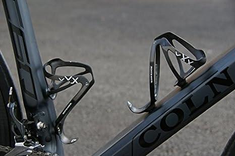 Bontrager RXL carbon water bottle cage Race X Lite Trek XXX glossy black
