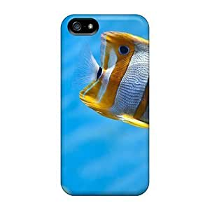 Cases Covers Compatible For Iphone 5/5s/ Hot Cases/ Stripes Of Gold