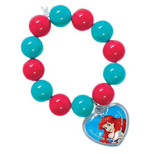 (Amscan Disney Ariel Beaded Bracelet | Party Favor)