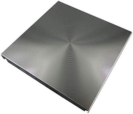 ZHZH-JP ポータブルUSB 3.0プレイヤーDVD、BD-ROM CD DVD Rwをバーナーライタープレイ3D作品外付けDVDドライブ