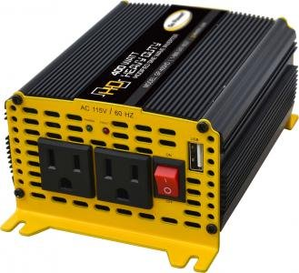 Bennett Marine GP-400HD 400 Watt Heavy Duty Modified Sine Wave Inverter