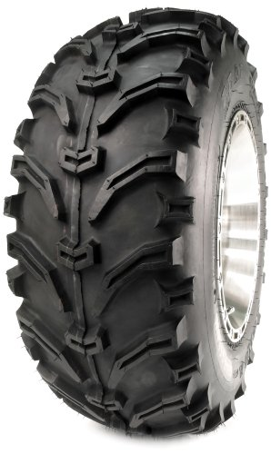 Post Center Changer Tire (Kenda Bearclaw K299 ATV Tire - 25X10.00-12)