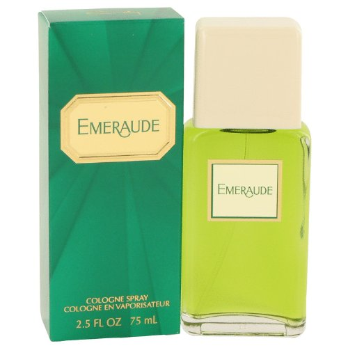EMERAUDE by Coty - Cologne Spray 2.5 oz, 100% Authentic by Coty Coty Blue Cologne