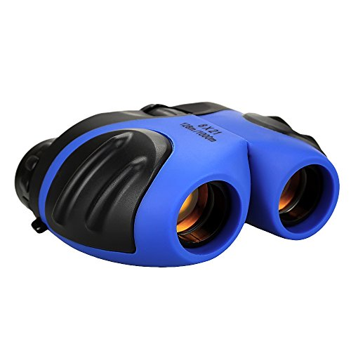Friday Hot Top Christmas Toys for 2018, Binoculars for Kids Fun Popular Outdoor Stocking Stuffer for 3-10 Year Old Boys Presents Popular Fun Top Christmas Best Gifts for 3-10 Year Old Boys Blue FDBB2 Review